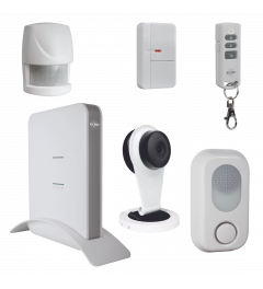 Smart Home Alarm System (AS8000)