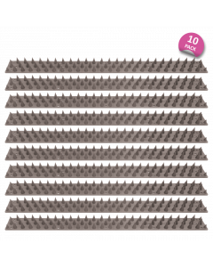 Anti Klim Strips - Grijs - 10 pack (ACS77)