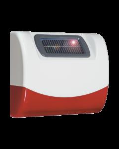 Solar Buitensirene voor ELRO Thuis Alarmsysteem (AG40SRB)