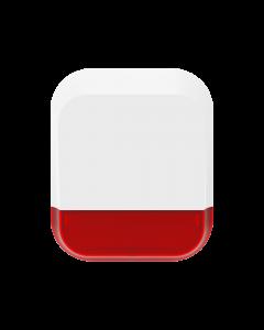 Buitensirene voor ELRO AS90S Home+ Alarmsysteem (AS90SRB)