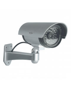 Outdoor Dummy Kamera mit LEDs (CDB25S)