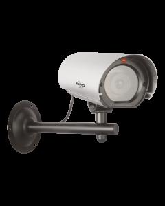 Outdoor Dummy Kamera Aluminium mit Blitzlicht (CDB27F)
