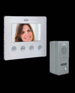 Bedraad Deur Intercom Systeem met Video (DV424W)