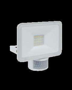 Design LED Outdoors Lamp with Motion Sensor 10W - White (LF5010P)