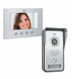 IP Video Intercom Systeem - With App (DV447WIP)