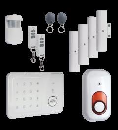 Compleet ELRO Thuis Alarmsysteem - Actie Set (AG4000)