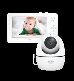 Baby Monitor Premium - Full HD Babyfoon met 12,7 cm touchscreen (BC2000 )