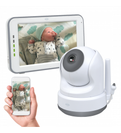 Baby Monitor Royale HD Babyphone with 12,7 cm touchscreen and app (BC3000)