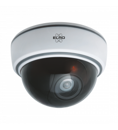 Indoor Dummy Dome Camera met Flash Light (CDD15F)