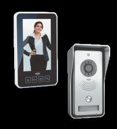 Draadloos Deur Intercom Systeem met Video (DV044RF)