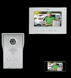 Wifi IP Video Deur Intercom (DV477IP)