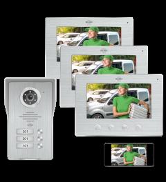 Wifi IP Video Deur Intercom (DV477IP3)