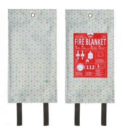 Fire Blanket 1.20m x 1.20m – Design Nature's Cubes (FB1500)