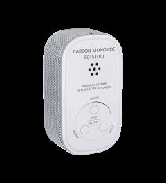 Kompakter Design Kohlenmonoxid Melder mit 10 Jahres Sensor und fest verbauter 10 Jahres Batterie (FC4510)