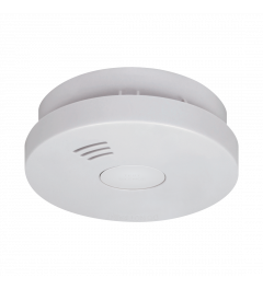 Smoke detector with 10 years battery - Q-Label, VDS & StiWa test winner (FS9010)