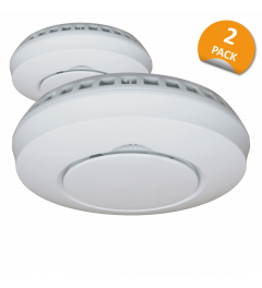 Connectable Smoke Detectors 2-Pack (FZ5002R)
