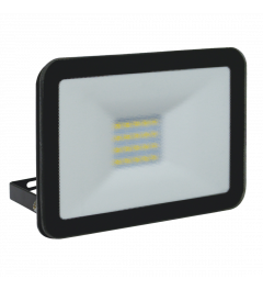 Design LED Buitenlamp 20 Watt - Zwart (LF5020)