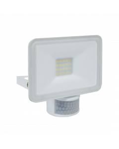 Design LED Outdoors Lamp with Motion Sensor 10W - White (LF5010P)