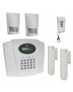 Pro Alarm system - With telephone dialer (AP5500)