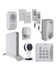 Smart Home Alarm Systeem - Actie set (AS8000-9)
