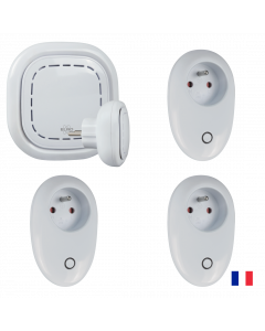 ELRO Connects K1 French Plug-in Switch Kit (SF400PF)