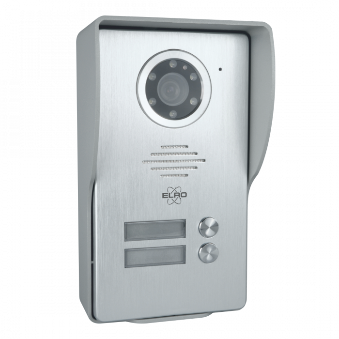 Bedraad Color Night Vision Deur Intercom Systeem met Video – Twee ...