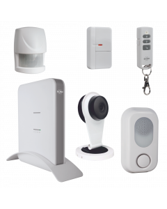 Smart Home Alarm Systeem (AS8000)