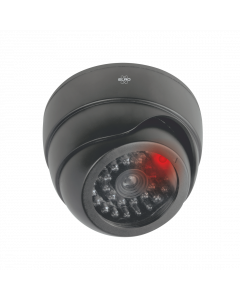 Dummy Dome Camera met LED Flash Light - Indoor (CDD17F)
