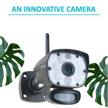 An innovative camera