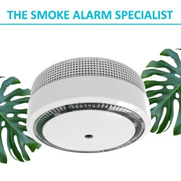 The smoke alarm specialist