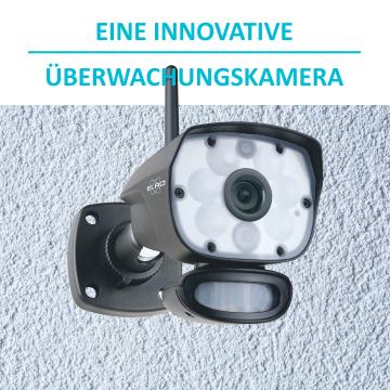 Innovative Überwachungskamera