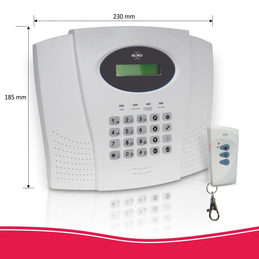 ELRO Pro alarmpaneel