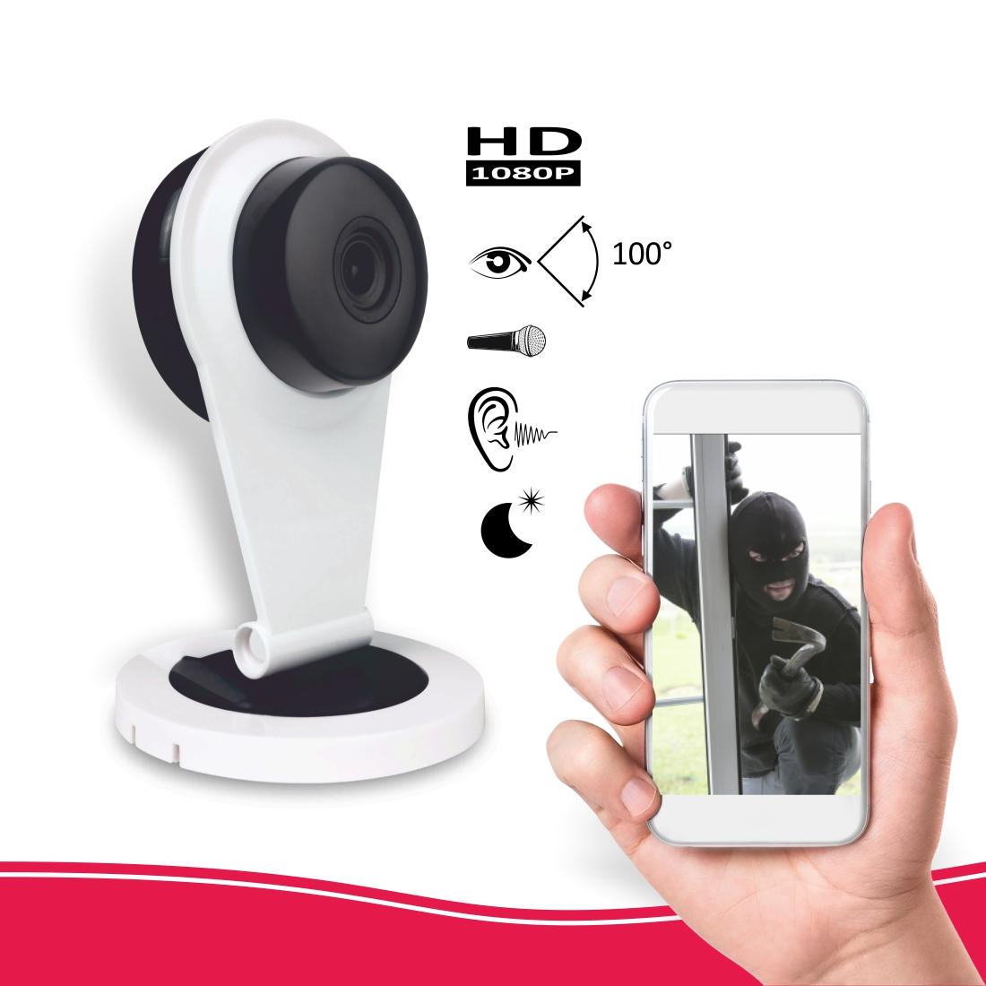 Smart Home HD Beveiligingscamera