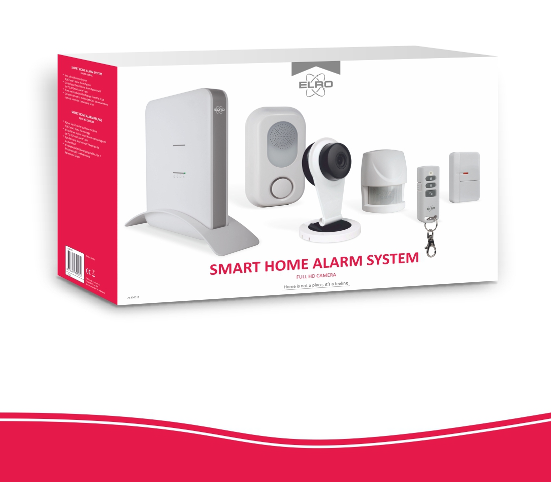 Smart Home alarmsysteem