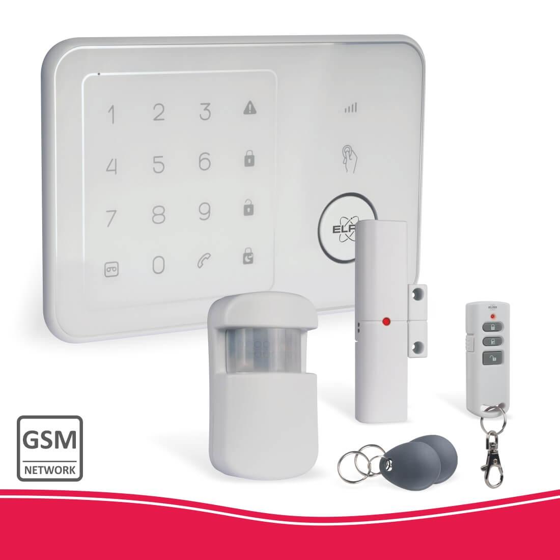 ELRO thuis alarmsysteem